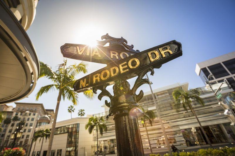The neighborhoods of Beverly Hills